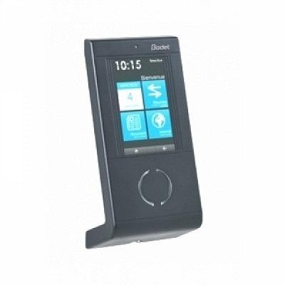 Zeiterfassungsset TimeBox, inklusive Terminal X4 mit berührungslosem RFID Leser.