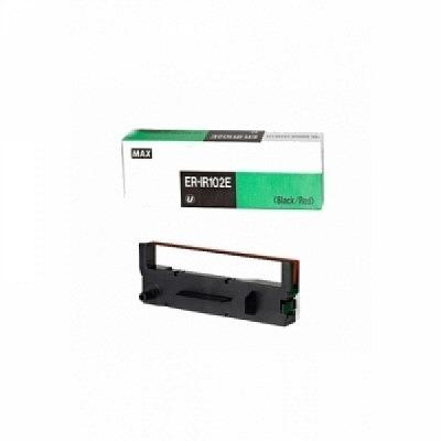 Farbbandkassette MAX ER2100/2200/2500/2600/2700/3100 (schwarz/rot)