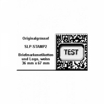 Modell STAMP2, Digitale Briefmarken und Logo für WebStamp.