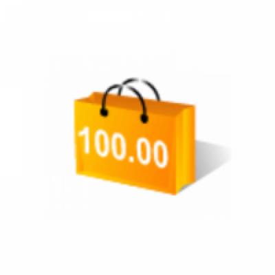 Webshop Rabatt ! Prämie: CHF 100.-