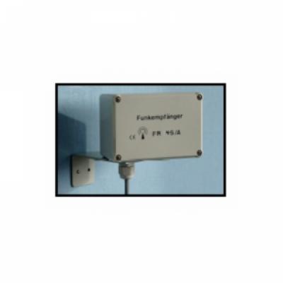 Option FA 45A (DCF77 Antenne) für Aussenmontage, inkl. 5m Kabel.
