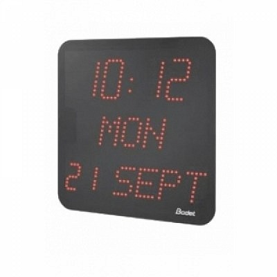 STYLE 7 Date, Digitaluhr mit roten LED Dioden.