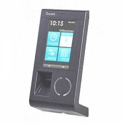 Zeiterfassungsset TimeBox, inklusive Terminal X4 Bio mit berührungslosem RFID Leser.