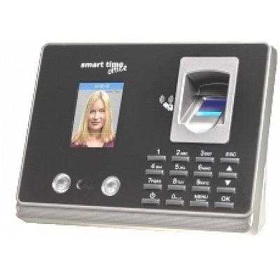 Zeiterfassung Set 1, Smart Time Office NTB 870, mit Gesichtserkennung, Fingerprint- und RFID Leser.