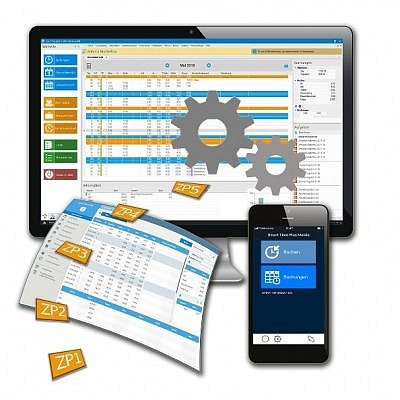 Software Smart Time Version PRO.